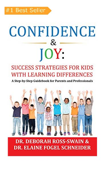 Confidence and Joy is a number 1 best seller on Amazon
